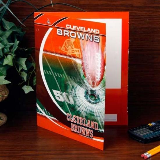 Cleveland Browns Folder