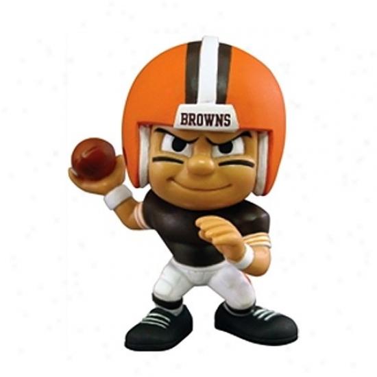 Cleveland Browns Lil' Teammates Quarterback Figurine