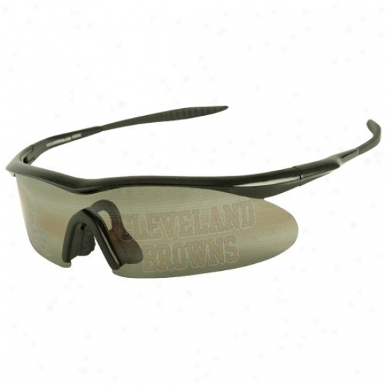 Cleveland Browns Sublimated Sunglasses