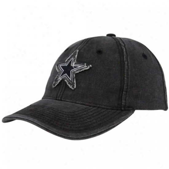 Cowboys Hat : Cowboys Navy Blue Coliege Park Adjustable Hat