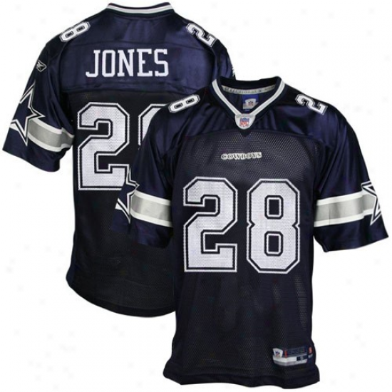 Cowboys Jerseys : Reebok Felix Joes Cowboys Youth Replica Jerseys - Navy Dismal