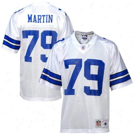 Cowboys Jerseys : Reebok Nfl Equipment Cowboys #79 Harvey Martin Happy Replica Legends Football Jerseys