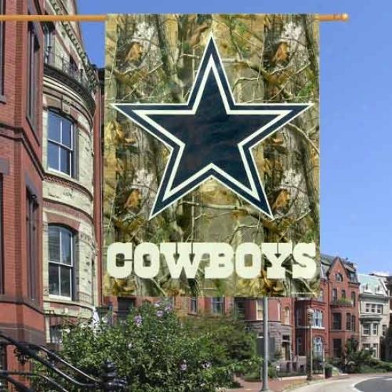 Dallas Cowboy Flag : Dallas Cowboy Camo Vertifal Flag Flag