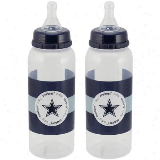 Dallas Cowboys 2-pack Baby Bottles