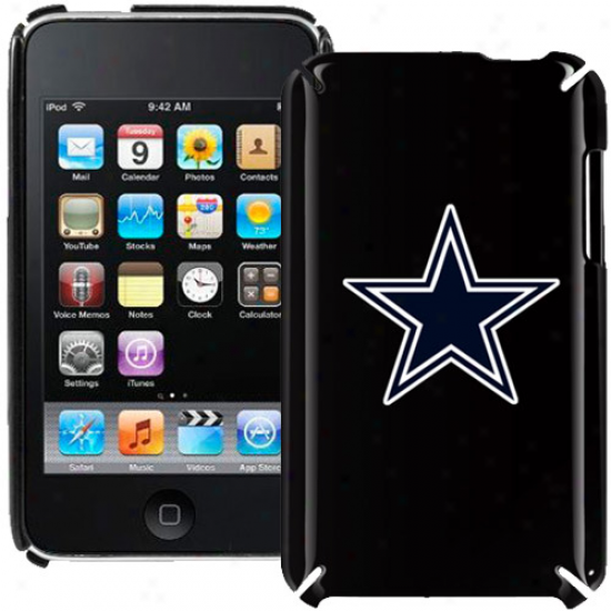 Dallas Cowboys Black Ipod Touuch Hard Shell