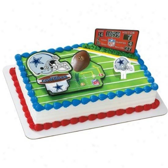 Dallas Cowboys Cake DdcoratingK it