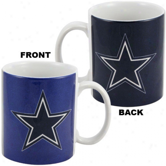 Dallas Cowboys Classic Team Mug