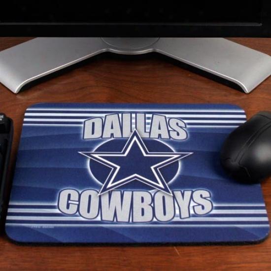 Dallas Cowboys End Zone Mousepad