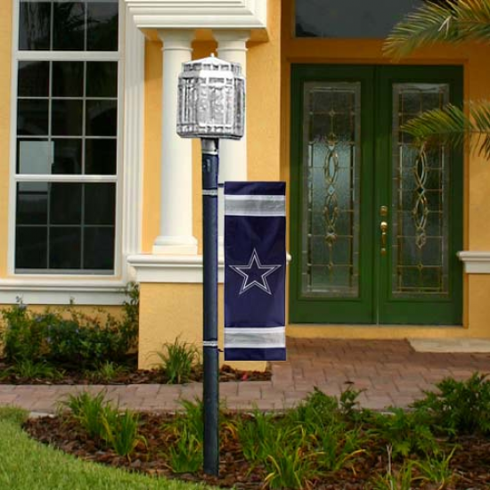 Dallas Cowboys Flags : Dallas Cowboys Applique Placard Flags