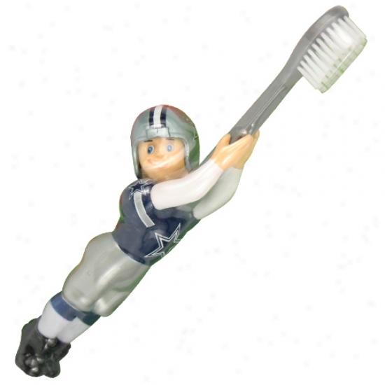 Dallas Cowboys Football Player Toothbrush