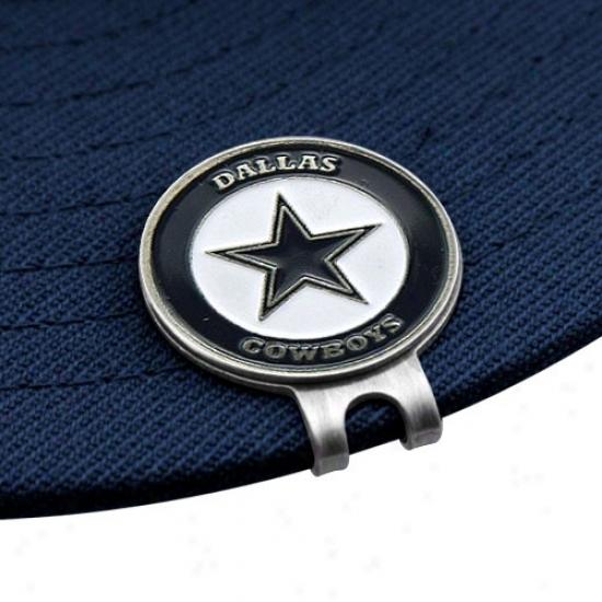 Dallas Cowboys Golfer's Hat Clip & Ball Markers