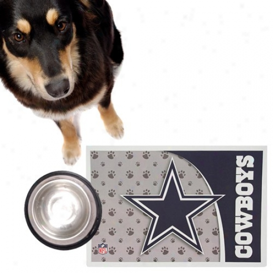 Dallaa Cowboys Pet Mat
