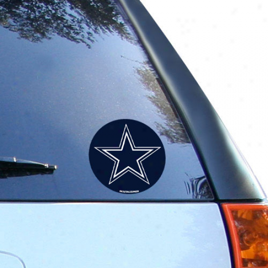 Dallas Cowboys A~ Car Decal