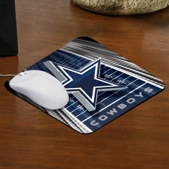 Dallas Cowboys Team Logo Mousepad