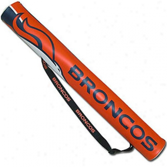 Denver Broncos Can Shaft 6-pack Cooler