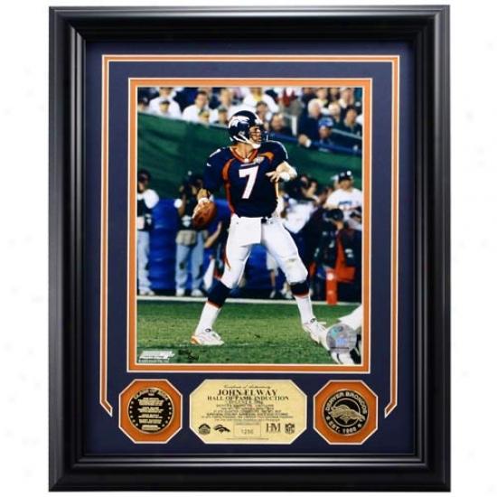 Denver Broncos John Elway Hall Of Fame Induction Photomibt