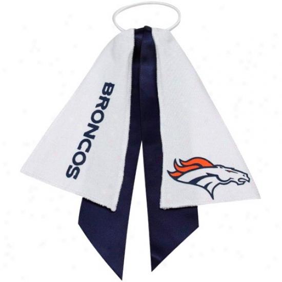 Denver Broncos Ponytail Holder