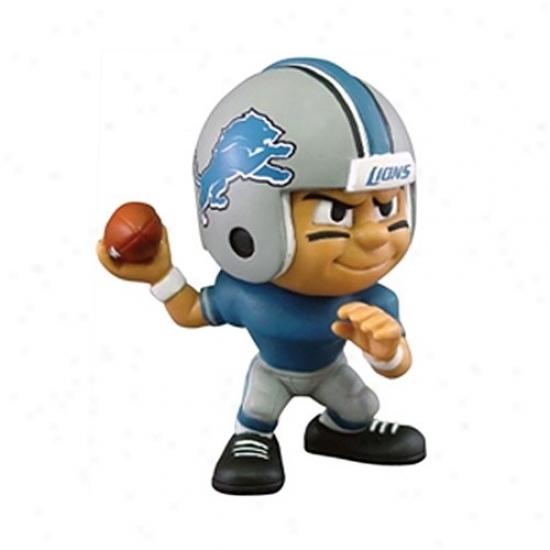 Detroit Lions Lil' Teammates Quarterback Figurine