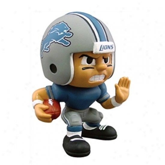 Detroit Lions Lil' Teammates Running Back Figurine