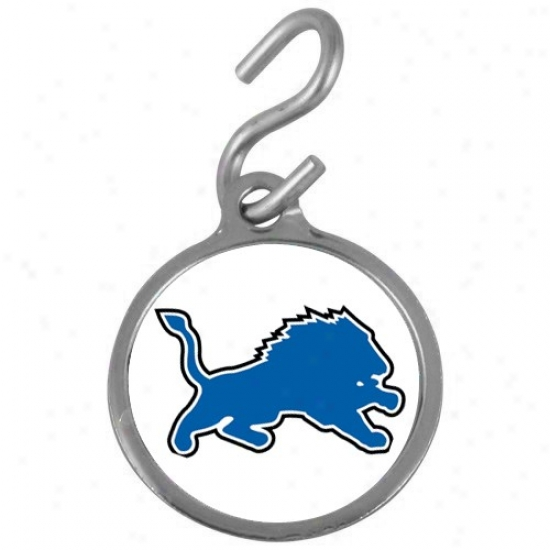 Detroit Lions Fondle Id Tag
