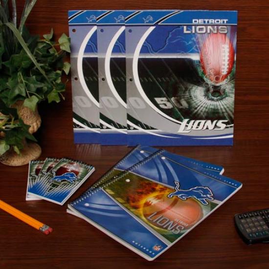Detroit Lions School Combo Pack