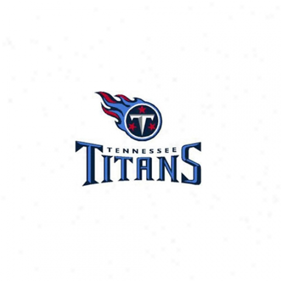 Express Tennessee Titans Slender Window Cling