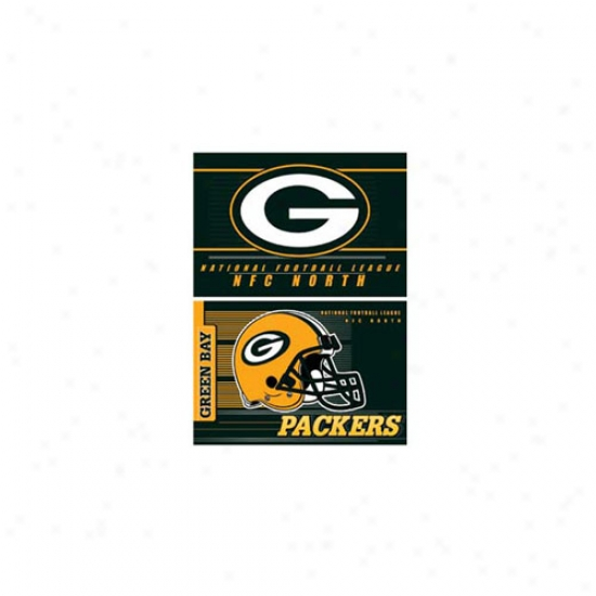 Green Bay Packers 2 Pack Magnets