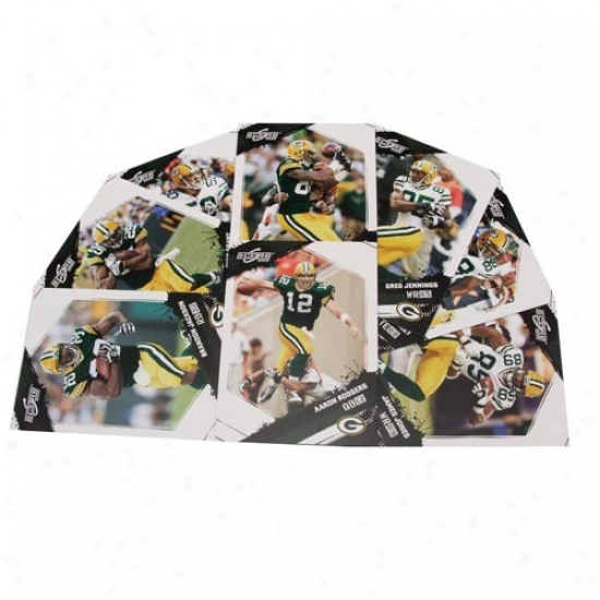 Green Bay Packers 2009 Score Team Set Collectible Cards