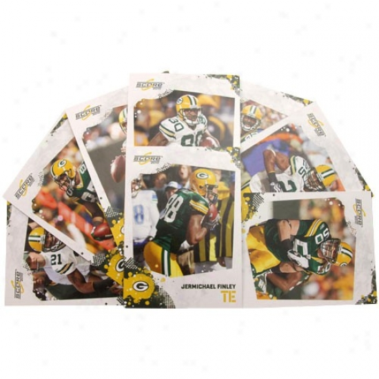 Green Bay Packerw 2010 Team Set