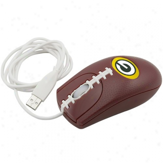 Green Bay Packers Brown Pro-grip Optical Peer