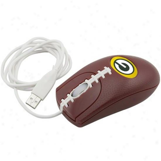 Green Bay Packers Brown Pro-grip Optical Peer