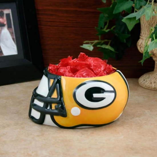 Green Bay Packers Ceramic Bowl
