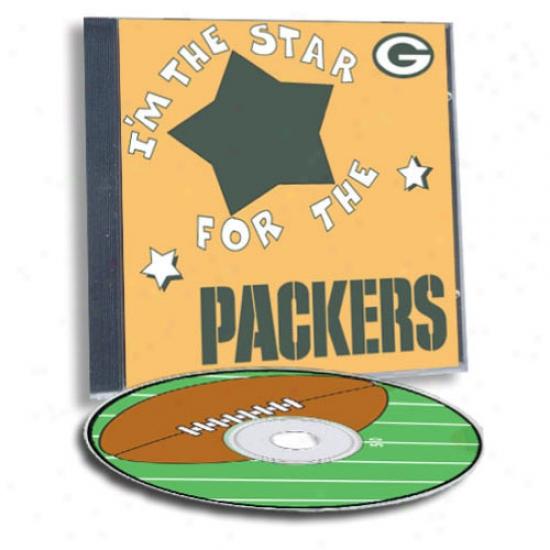 Green Bay Packers Game Hero Custom Sports Cd