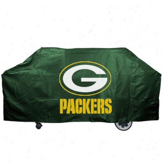 Green Bay Packers Verdant Broil Cover