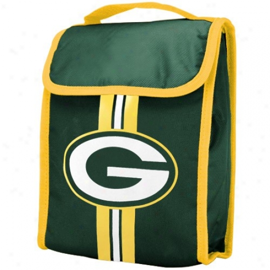 Green Bay Packers Insulat3d Nfl Lunch Bag
