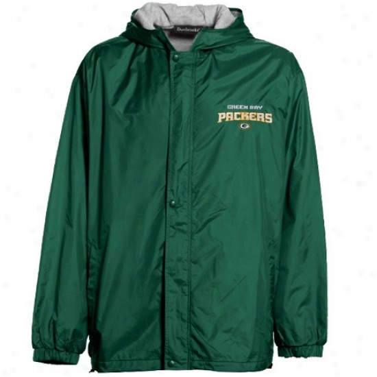 Green Bay Packers Jacket : Green Bay Packers Green Legacy Jacket