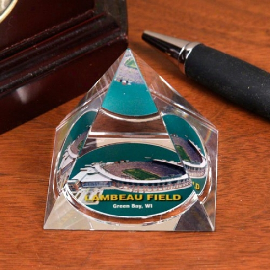 Green Bay Packets Lambeau Field Pyramid
