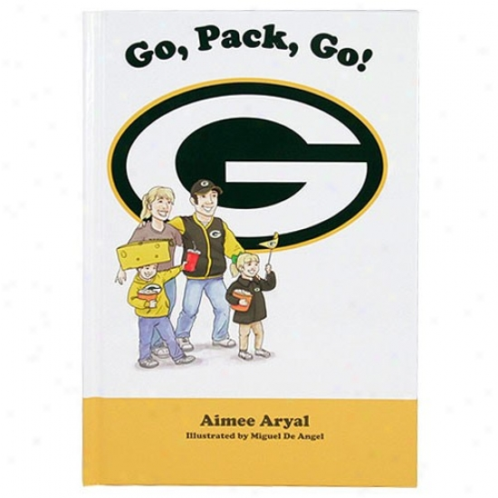 Green Bay Packers Let's Be~ne Packers! Children's Book