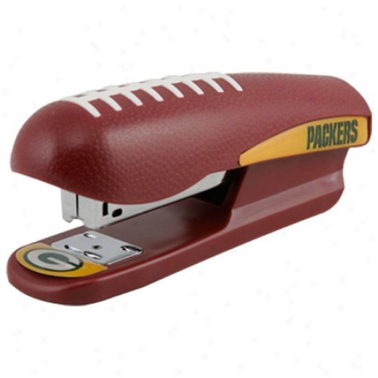 Green Bay Packers Pro-grip Football Stapler