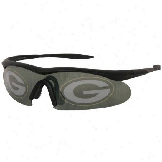 Green Bay Packers Sublimated Sunglasses