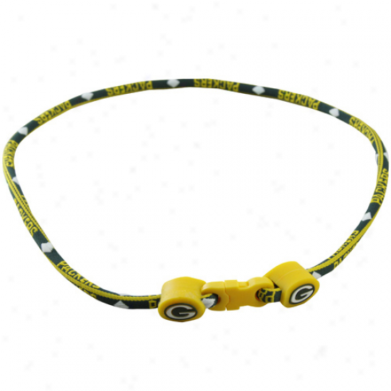 Unripe Bay Packers Titanium Toy Nwcklace