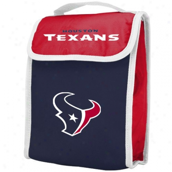 Houston Texans Insulated Nfl Lunch Bag