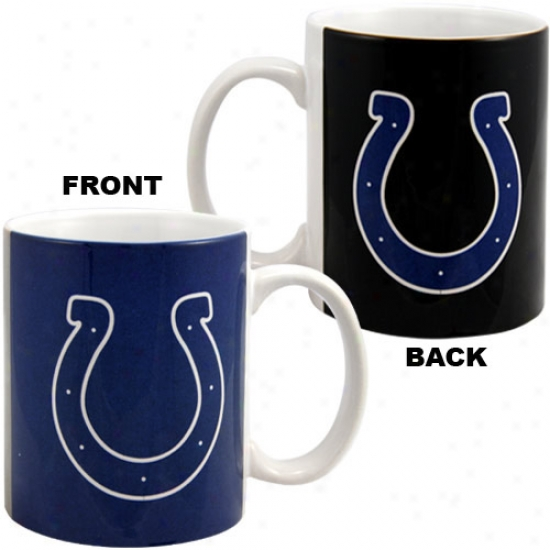 Indianapolis Colts Classic Team Mug