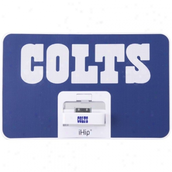 Indianapolis Colts Graceful Idock Speaker