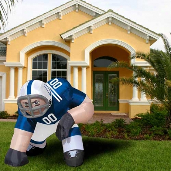 Indianapolis Colts Inflatable Bubba Mascot