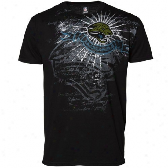 Jacksonville Jags T-shirt : Jacksonville Jags Wicked Team Shine Ii T-shirt