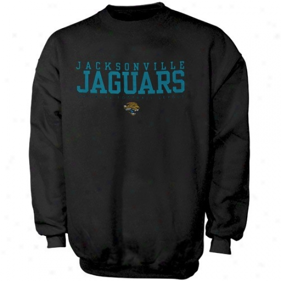 Jacksonville Jaguar Hoodys : Jacksonville Jaguar Dismal Critical Victory Hoodys