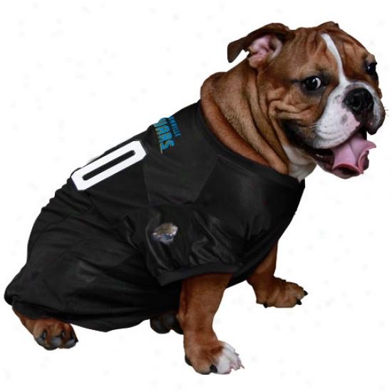 Jacksonville Jaguars #00 Black Dog Jersey