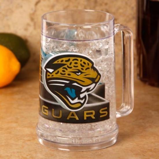 Jacksonville Jaguars 16 Oz. Hi Def Freezer Mug