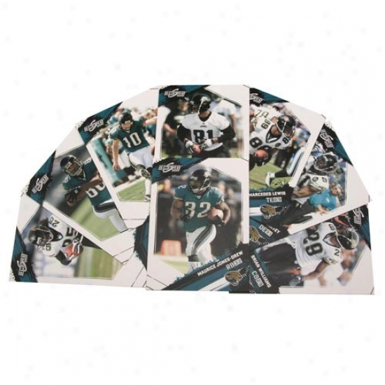 Jacksoncille Jaguars 2009 Score Team Set Collectible Cards